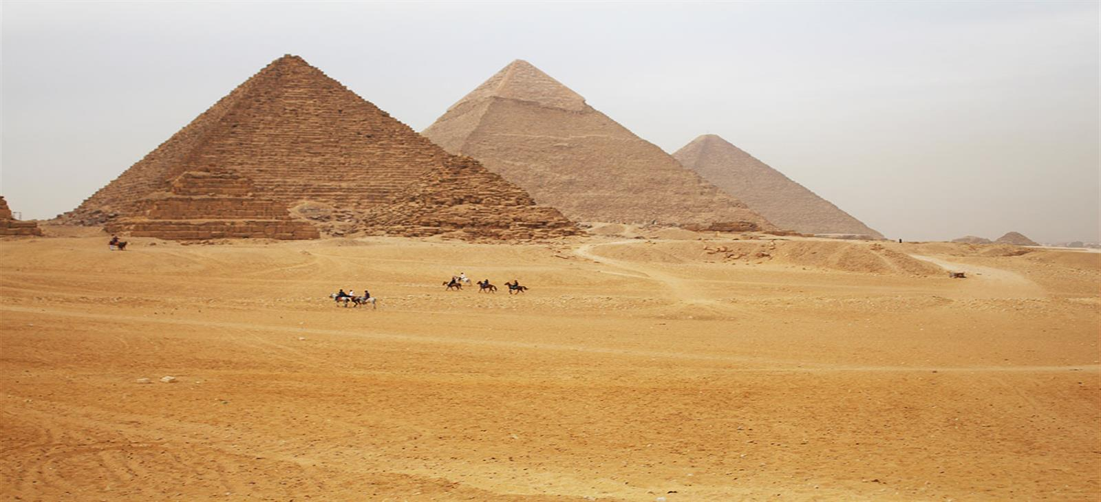 10 days vacation package across egypt