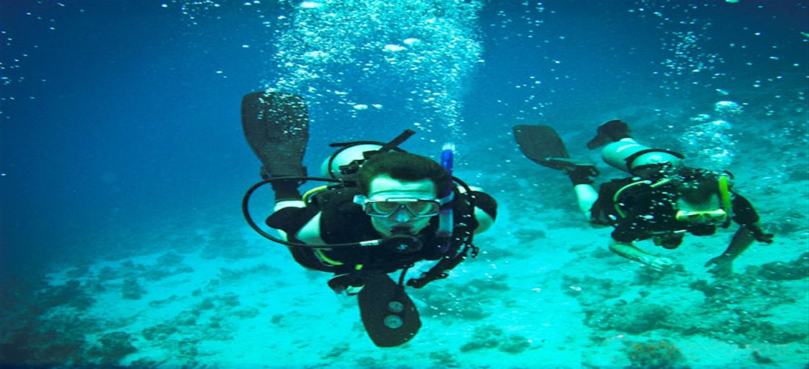 Open water Diving Course in Sharm El Sheikh