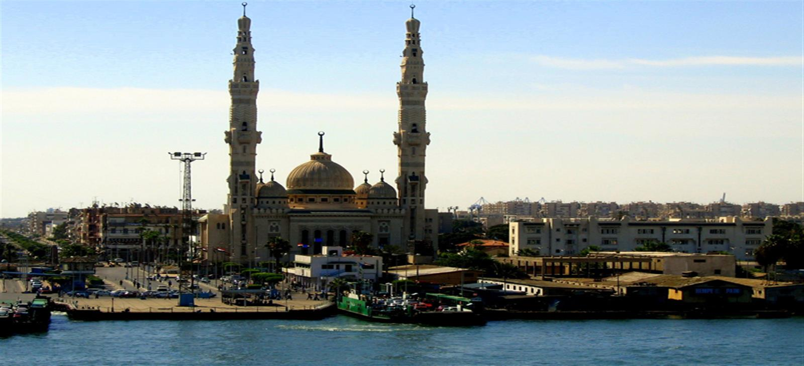 Port Said Mosque