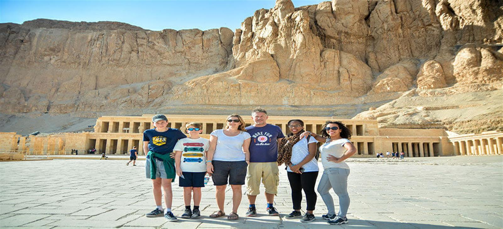 cairo luxor red sea package